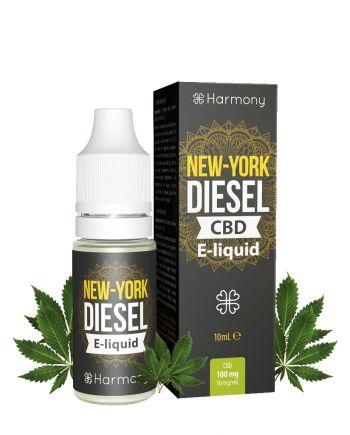 Harmony CBD New York Diesel