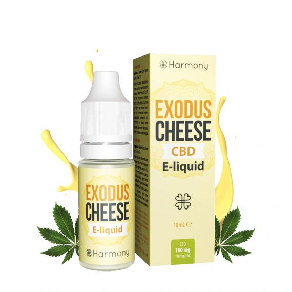 Harmony CBD Exodus Cheese