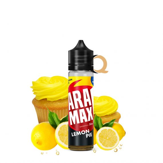 Aramax Short Fill Lemon Pie