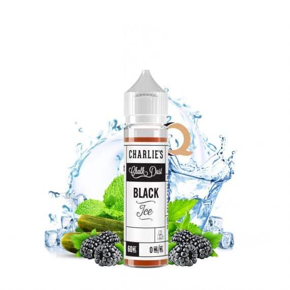 Charlie's Chalk Dust Black Ice Menthol