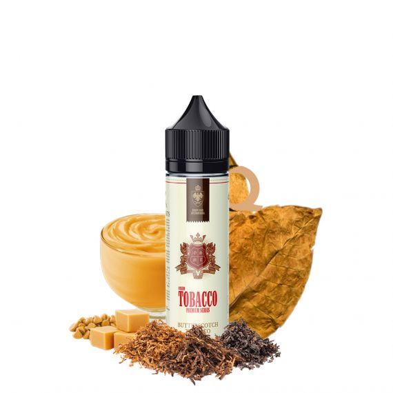 Ossem Juice Butterscotch Tobacco