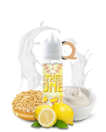Beard Vape The One Lemon Crumble Cake
