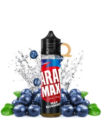 Aramax Long Fill Max Blueberry