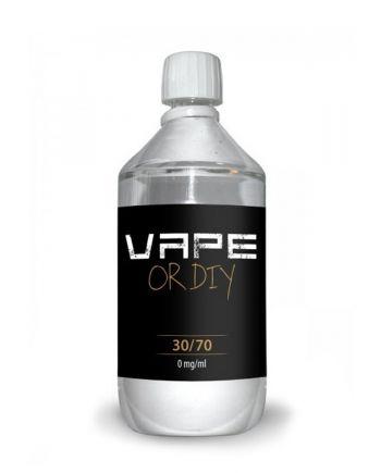 Revolute Base Vape or DIY - 70VG/30PG