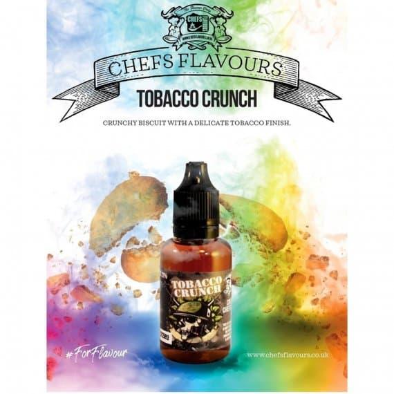 Chefs Flavours Tobacco Crunch