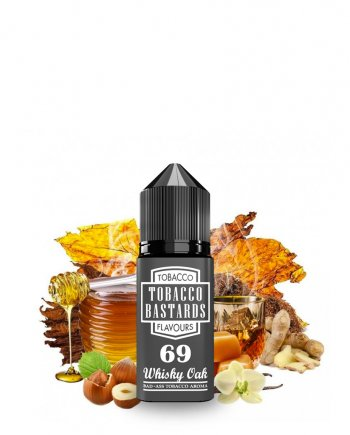 FlavorMonks Tobacco Bastards 69