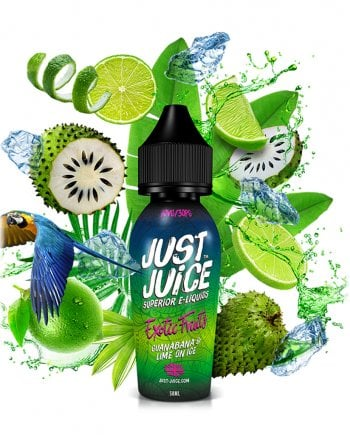Just Juice Exotic Fruits Guanabana & Lime on Ice