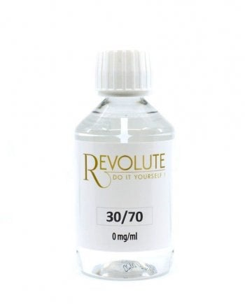 Revolute Base DIY 115ml - 30PG/70VG