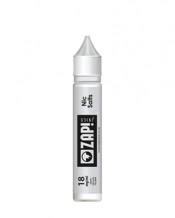 ZAP! Juice Salt Booster 30PG/70VG