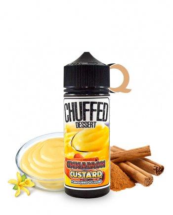 Chuffed Dessert Cinnamon Custard