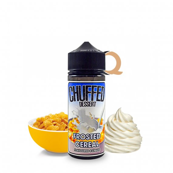 Chuffed Dessert Frosted Cereal