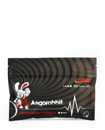 Angorabbit bombaž Black