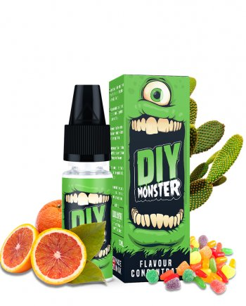 Cloud Vapor aroma Monster Greenster