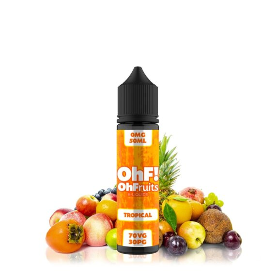 OhF! OhFruits Tropical