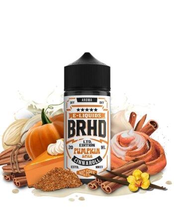 Barehead BRHD Pumpkin Spice Cinnaroll