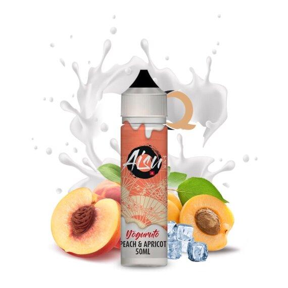 ZAP! Juice AISU Yoguruto Peach & Apricot
