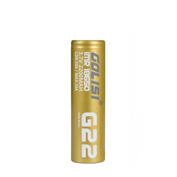 Golisi baterija G22 18650 2200mAh