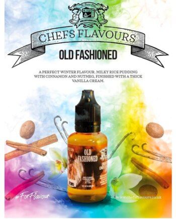 Chefs Flavours aroma Old Fashioned