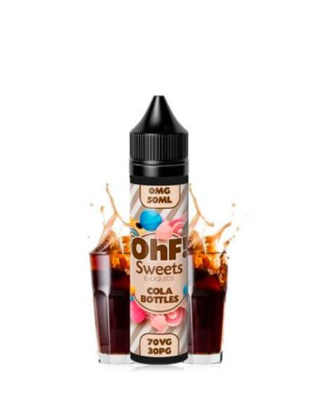 OhF! Sweets Cola Bottles
